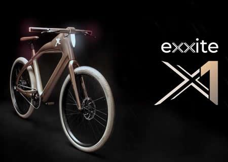 Exxite X1 brochure