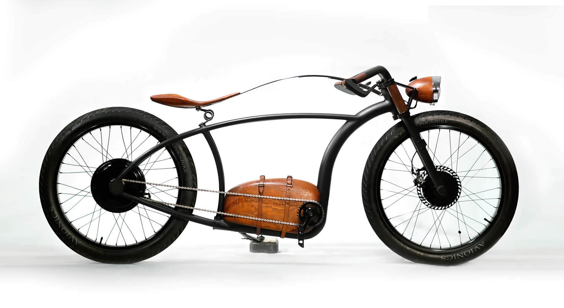 Avionics e-bike