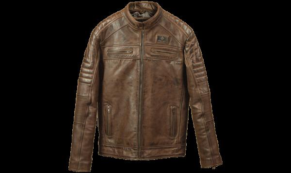 Rayvolt Leather Jacket