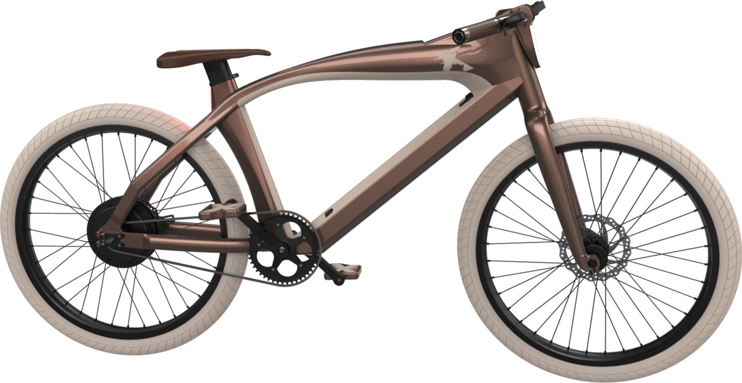 Exxite - X One e-bike